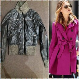 Куртки - Курточка ветровка+плащик, 0