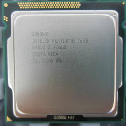 Процессоры (CPU) - Pentium G630 3M Cache, 2.70 GHz, есть 20 шт., 0