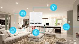 Системы Умный дом - Реле беспроводной модуль управления, 0