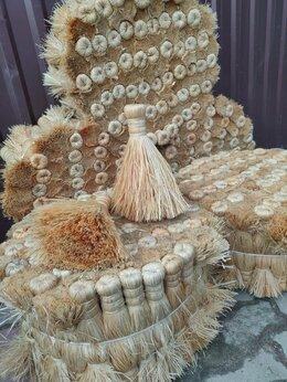 Кисти - Кисть макловица из натурального чесанного лыка…, 0