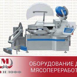Промышленные миксеры - Куттер высокоскоростной KN-125 , 0