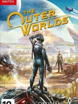 Игры для приставок и ПК - Игра The Outer Worlds Русская версия (Switch), 0