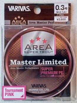 Леска и шнуры - VARIVAS SUPER TROUT AREA MASTER LIMITED SUPER…, 0