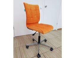 Компьютерные кресла - Компьютерное кресло СН-330 оранжевый, 0