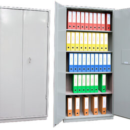 Шкафы для документов - Шкаф бухгалтерский КОНТУР КС-10, 0