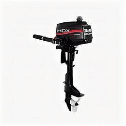 Моторные лодки и катера - Мотор HDX R series T 5 BMS, 0