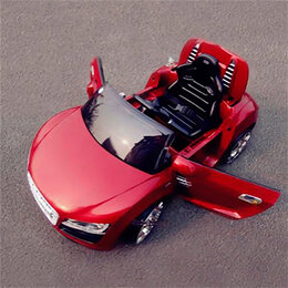 Автосервис и подбор автомобиля - RiverToys Автомобиль Audi R8, 0