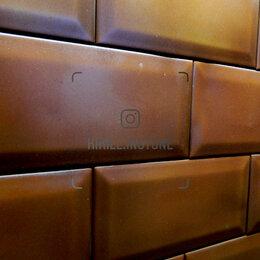 Облицовочный камень - Керамическая плитка из гипса, 0