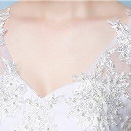 Платья - Красивое новое свадебное платье, 0