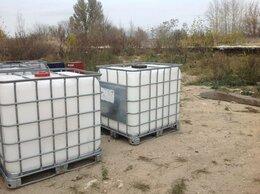 Баки - Еврокуб 1000 литров на металлическом поддоне, 0