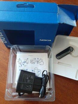 Наушники и Bluetooth-гарнитуры - Гарнитура Nokia беспроводная для телефона, 0