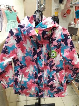 Куртки и пуховики - Ветровка летняя для девочки , 0