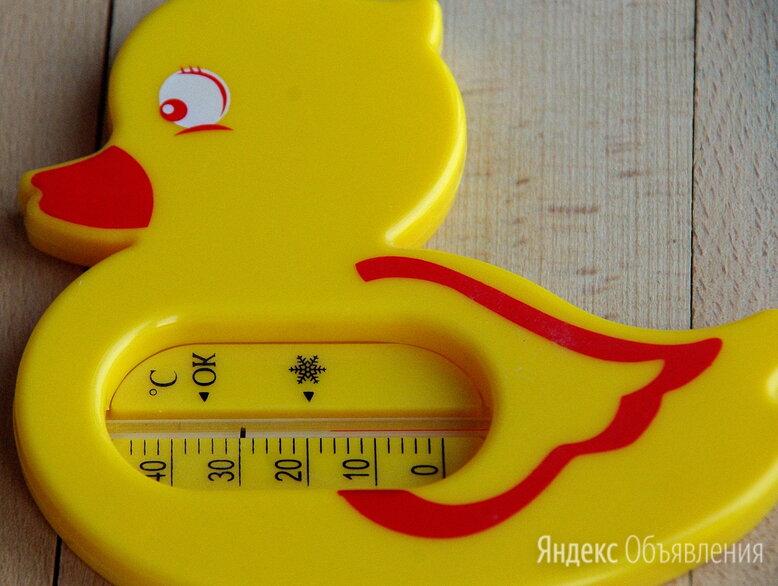 """Безртутный термометр """"Утёнок"""" по цене 150₽ - Метеостанции, термометры, барометры, фото 0"""