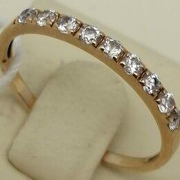 Комплекты - кольцо / размер 16 / 0,97г / золото 585, 0