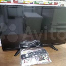 Телевизоры - Телевизор LED econ EX-24HT003B новый, 0