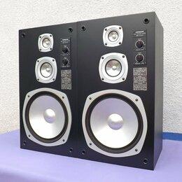 Акустические системы - Hitachi HS-330. Винтажные полочники, Япония, 0