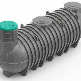 Ёмкости для строительных работ - Подземная емкость пластиковая DL 9000, 0