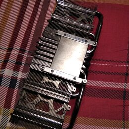 Кулеры и системы охлаждения - радиатор для видеокарты, 0