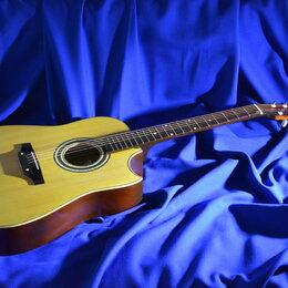 Электрогитары и бас-гитары - Эектроакустическая гитара, 0