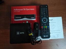 ТВ-приставки и медиаплееры - Спутниковый ресивер МТС DCD4404, 0