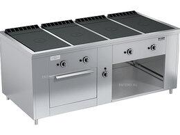 Промышленные плиты - Плита газовая Вулкан ПРГ-IIA-4С ДШ Maxi, 0