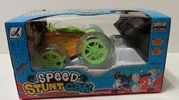 Машинки и техника - Машинка перевертыш Speed StuntCar, 0