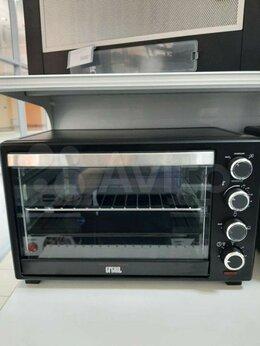 Мини-печи, ростеры - Мини печь GF grill GFO-38B, 0