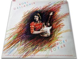 Виниловые пластинки - Rory Gallagher - The Story So Far 1975 LP Sealed…, 0