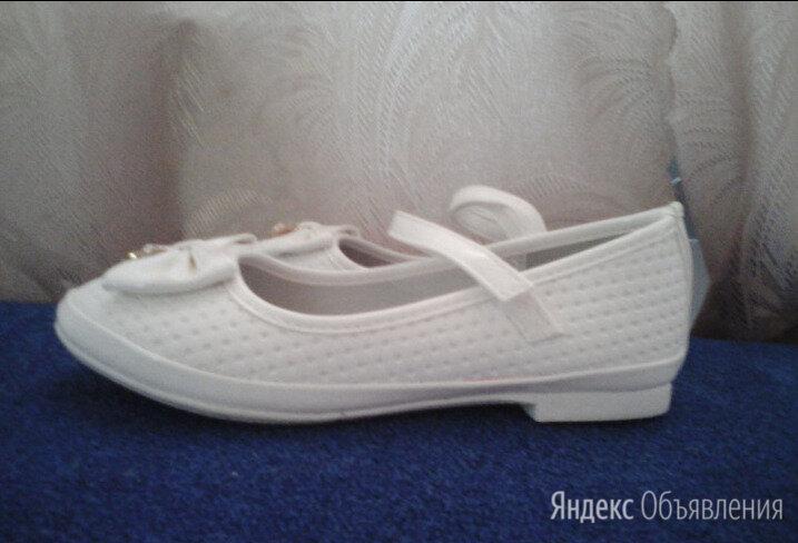 Туфли для девочки  по цене 800₽ - Балетки, туфли, фото 0
