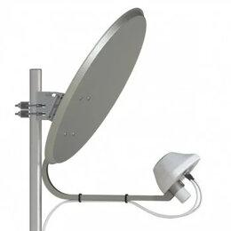 Прочее сетевое оборудование - UMO-3F MIMO 2x2 - 4G / 3G  офсетный облучатель, 0