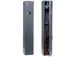 Сейфы - Сейф оружейный Berkut-3 EL (кодовый+ключ), 0