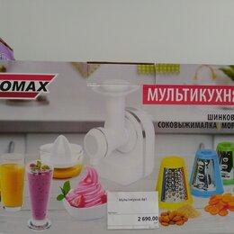 Кухонные комбайны и измельчители - Кухонный комбайн Мультикухня 4в1, 0