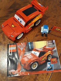 Конструкторы - Lego Cars 2 8484 Lightning McQueen Маккуин и Гвидо, 0