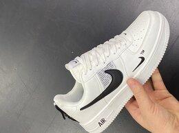 Кроссовки и кеды - Кроссовки Nike Air Force белые , 0