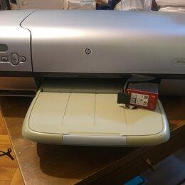 Принтеры, сканеры и МФУ - Принтер HP Photosmart 7450, 0