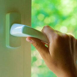 Архитектура, строительство и ремонт -  Замена ручек на окна ПВХ, 0