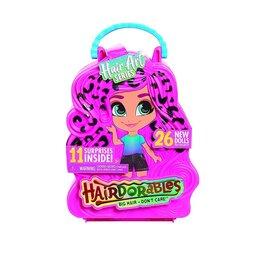 Куклы и пупсы - Кукла Hairdorables Hair Art Series 5, 0