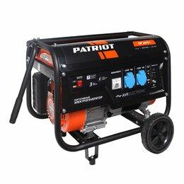 Электрогенераторы - Генератор бензиновый PATRIOT GP 3810L ( артикул…, 0