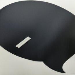Рисование - Доска-стикер (наклейка) для рисования мелом Black Board Sticker, 0