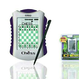 Головоломки - Электронные шахматы/шашки, 0