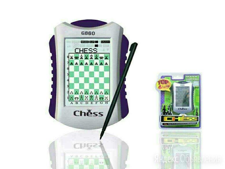 Электронные шахматы/шашки по цене 500₽ - Головоломки, фото 0