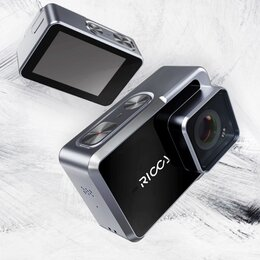 Экшн-камеры - Экш камера Feiyu tech Ricca 4k, 0