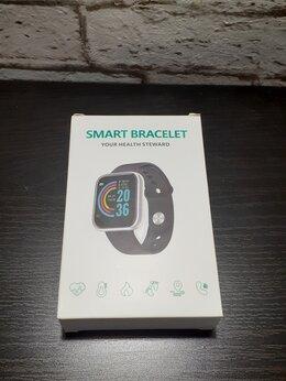 Умные часы и браслеты - Умные Часы (Smart Bracelet) + Гарантия, 0