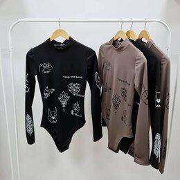 Блузки и кофточки - Боди женское, 0