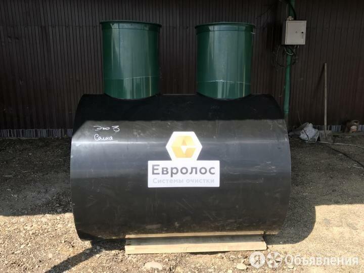 Станция биологической очистки стоков   по цене 67000₽ - Септики, фото 0