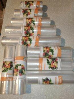Фольга, бумага, пакеты - Пакеты для вакууматора в рулонах 5 метров 12-30…, 0