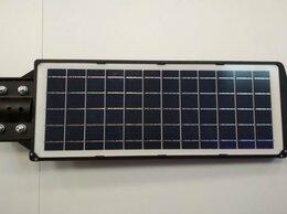 Уличное освещение - Светодиодный светильник на солнечной батарее, 0