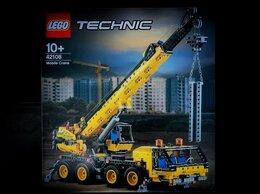 Конструкторы - Конструктор Lego Technic 42108, 0