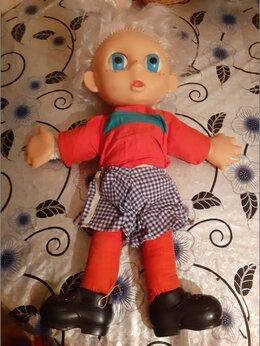 Куклы и пупсы - Кукла СССР, Футболист, 0