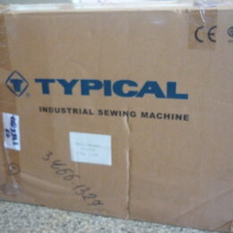 Одежда - Промышленная швейная машина TYPICAL GC6150B со столом и мотором на 220В, 0
